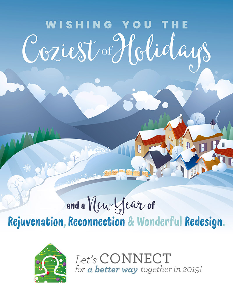 Happy Holidays from CONNECT Communities