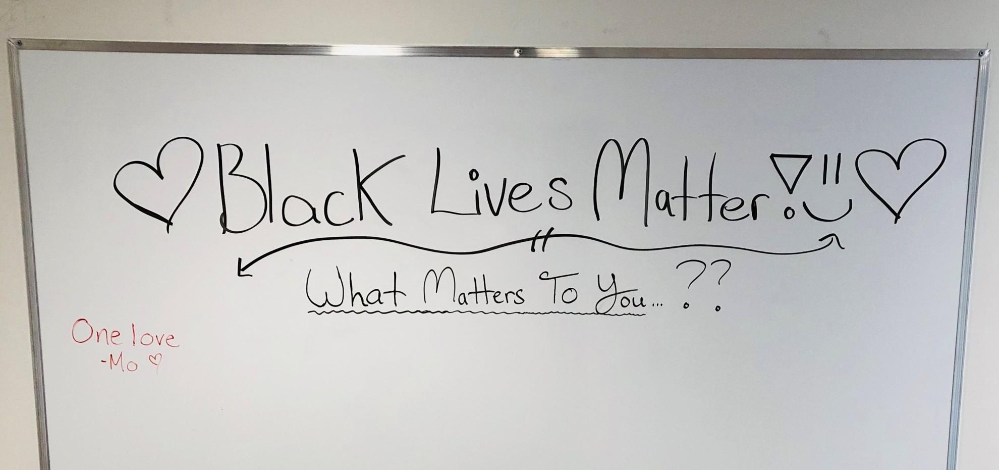 Black Lives Matter at CONNECT